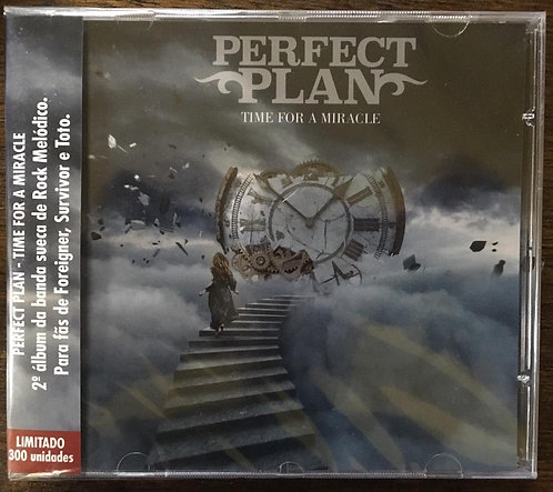 CD Perfect Plan - Time For A Miracle - Lacrado