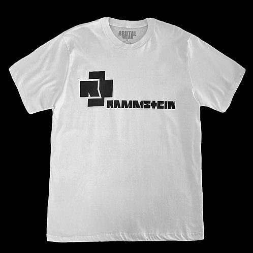 Camiseta Rammstein - Logo - Brutal