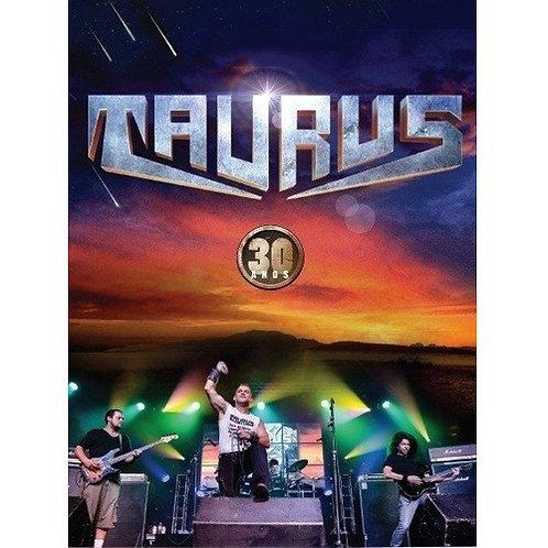 DVD + CD Taurus - Ao Vivo 30 Anos - Lacrado