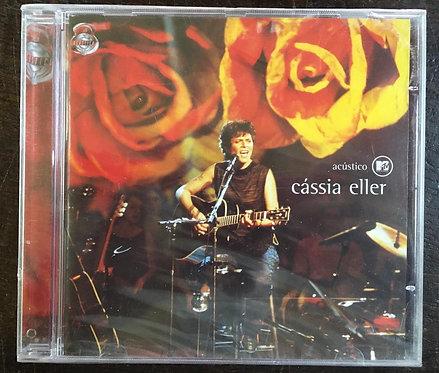 CD Cássia Eller - Acústico MTV - Lacrado