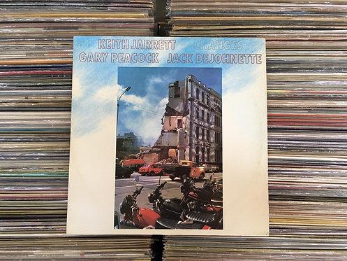 LP Keith Jarrett, Gary Peacock, Jack Dejohnette - Changes