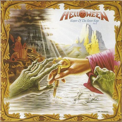 CD Helloween - Keeper Of The Seven Keys Part II - Importado - Lacrado