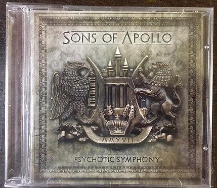 CD Sons Of Apollo - Psychotic Symphony - Lacrado