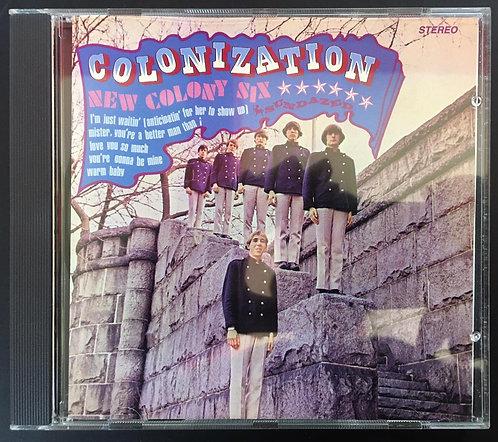 CD New Colony Six - Colonization - Importado