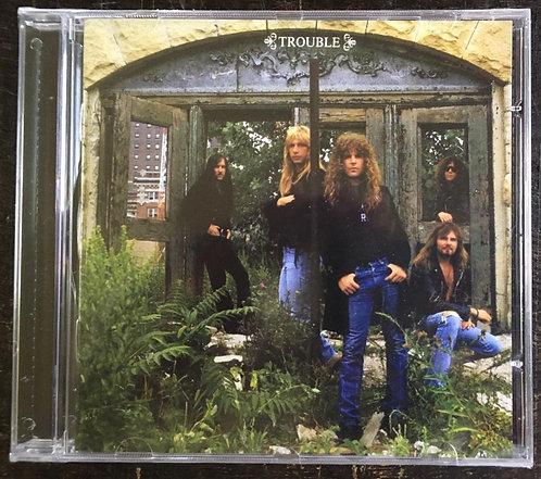 CD Trouble - Trouble 1989 - Lacrado