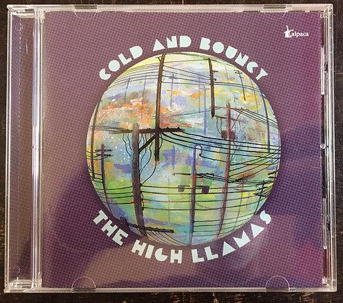 CD The High Llamas - Cold And Bouncy - Importado