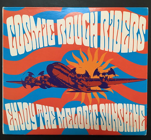 CD Cosmic Rough Riders - Enjoy The Melodic Sunshine - Digipack