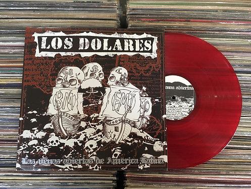 LP Los Dolares - Las Venas Abiertas De America Latina - Importado