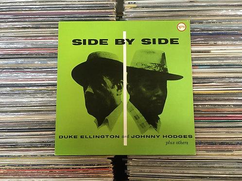 LP Duke Ellington And Johnny Hodges - Side By Side
