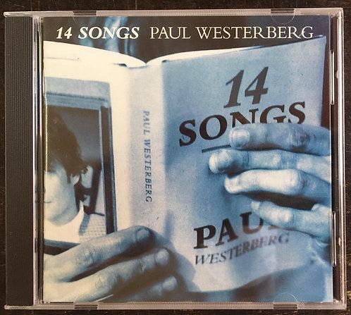 CD Paul Westerberg - 14 Songs - Importado