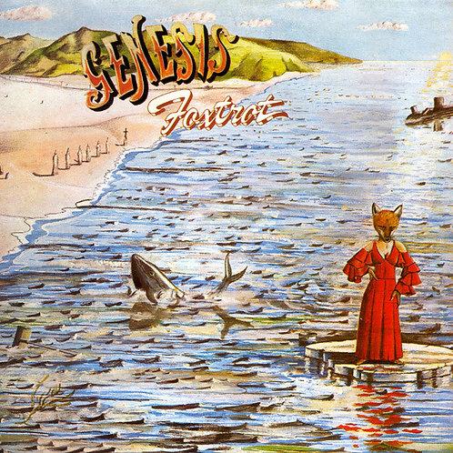 CD Genesis - Foxtrot - Importado - Lacrado