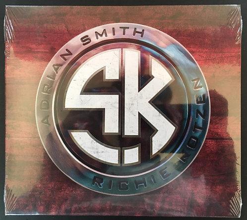 CD Adrian Smith & Richie Kotzen - Smith / Kotzen - Digipack - Lacrado