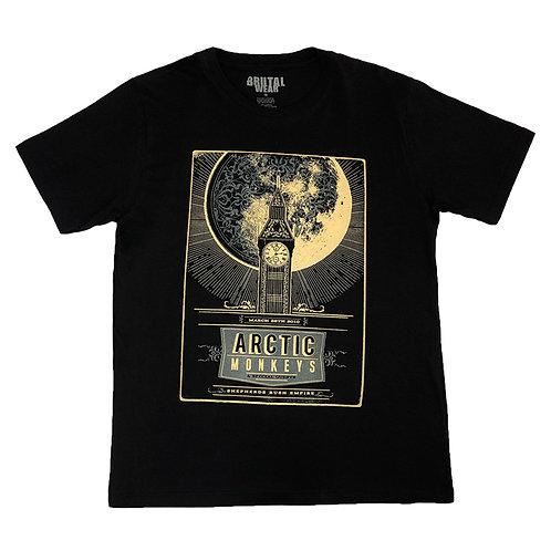 Camiseta Arctic Monkeys - Shepherd's Bush Empire - Brutal