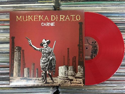 LP Mukeka Di Rato - Carne - (Vinil Vermelho) - Com Encarte