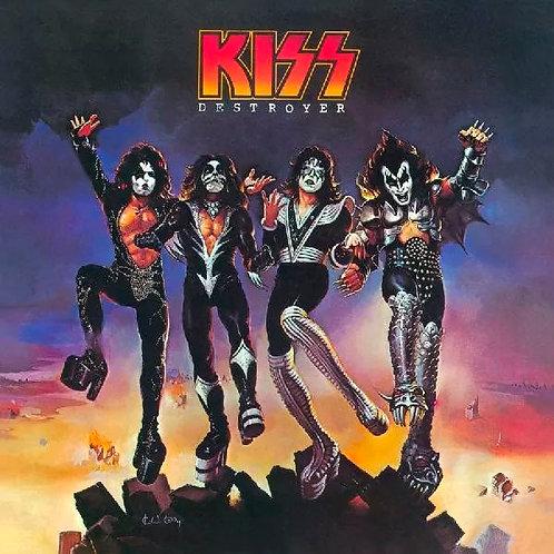 CD Kiss - Destroyer - Importado - Lacrado