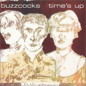 CD Buzzcocks - Time's Up! - Lacrado