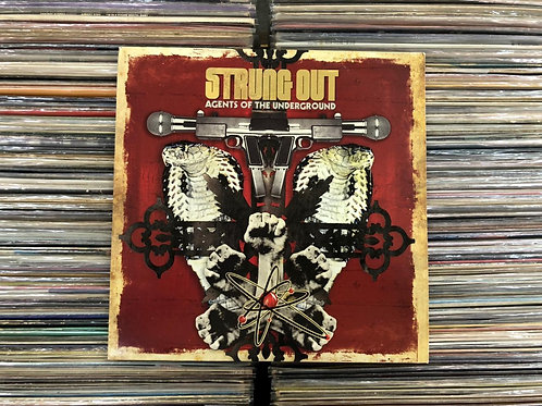 LP Strung Out - Agents Of The Underground - Importado