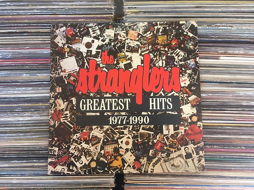 LP The Stranglers - Greatest Hits 1977 - 1990 - Com Encarte