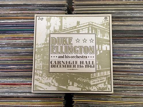 LP Duke Ellington - Carnegie Hall December 11th 1943