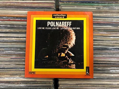 LP Michel Polnareff - Love Me. Please Love Me - La Poupée Qui Fait Non...