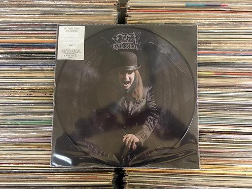 LP Ozzy Osbourne - Ordinary Man - Picture Disc - Importado