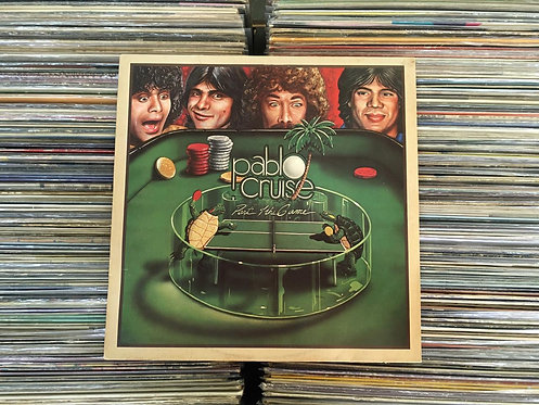 LP Pablo Cruise - Part Of The Game - Com Encarte