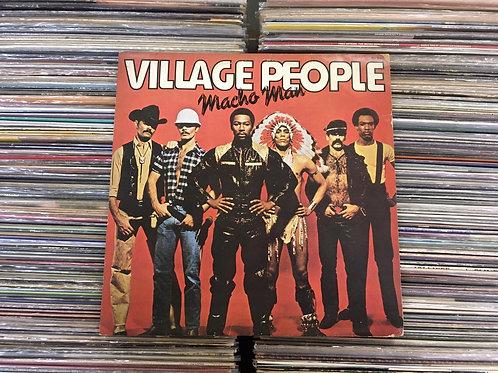 LP Village People - Macho Man