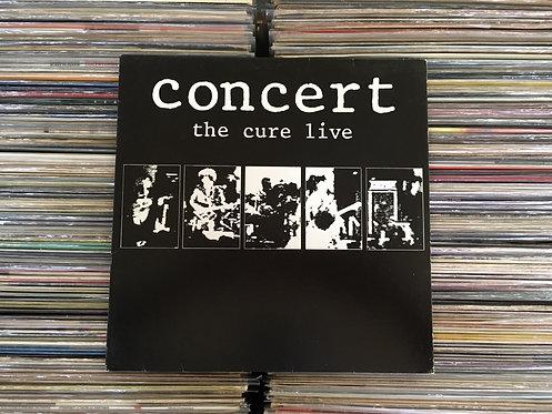 LP The Cure - Concert / The Cure Live