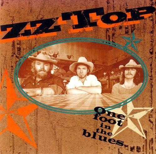 CD ZZ Top - One Foot In The Blues - Importado - Lacrado