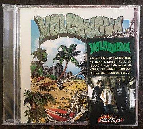 CD Volcanova - Radical Waves - Lacrado