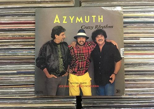 LP Azymuth - Crazy Rhythm