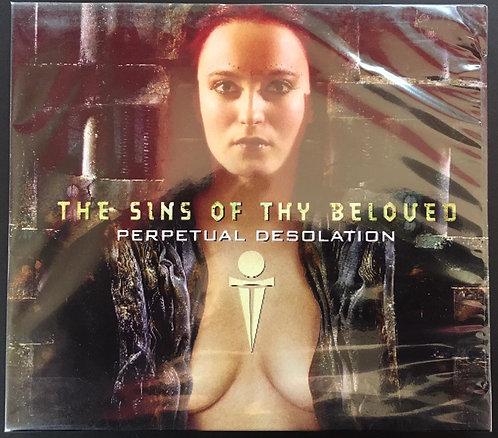 CD The Sins Of Thy Beloved - Perpetual Desolation - Slipcase