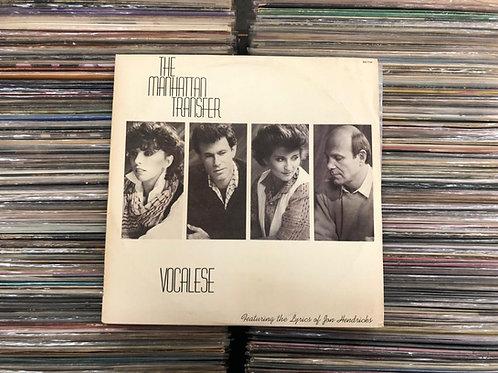 LP The Manhattan Transfer - Vocalese