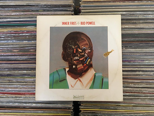 LP Bud Powell - Inner Fires - The Genius Of Bud Powell