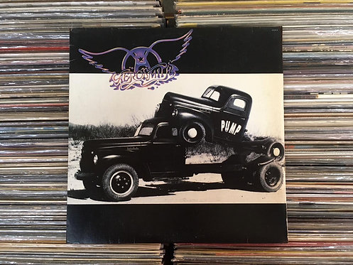LP Aerosmith - Pump - Com Encarte