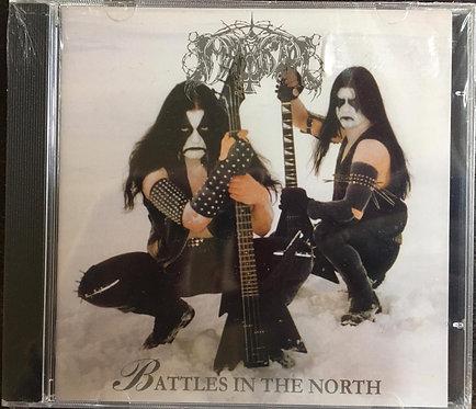 CD Immortal - Battles In The North - Importado - Lacrado
