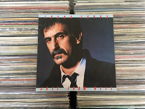Lp Frank Zappa - Jazz From Hell