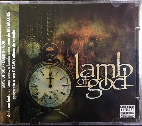 CD Lamb Of God - Lamb Of God 2020 - Lacrado