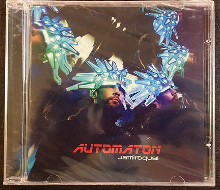 CD Jamiroquai - Automaton - Lacrado