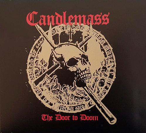 CD Candlemass - The Door To Doom - Lacrado