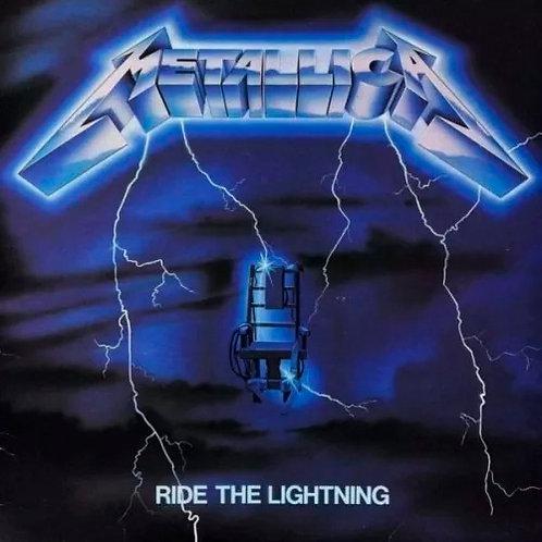 CD Metallica - Ride The Lightning - Lacrado