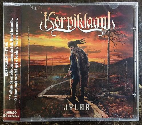 CD Korpiklaani - Jylhä - Lacrado