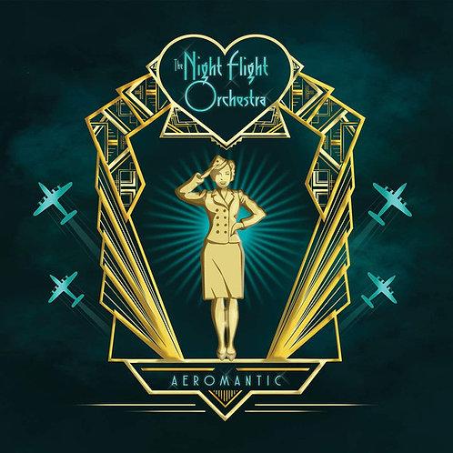 CD The Night Flight Orchestra - Aeromantic - Lacrado