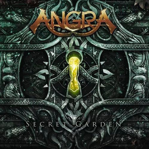CD Angra - Secret Garden - Digipack - Lacrado