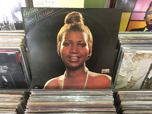 LP Aretha Franklin - Sweet Passion
