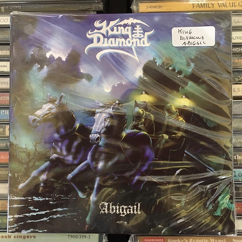 CD King Diamond - Abigail - Paper Sleeve / Lacrado