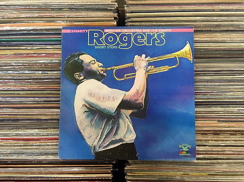 LP Shorty Rogers With His Orchestra - Short Stops - Duplo