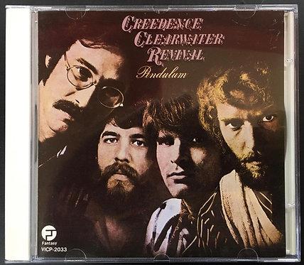 CD Creedence Clearwater Revival - Pendulum - Japonês