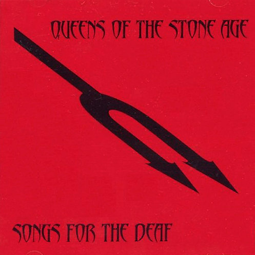 CD Queens Of The Stone Age - Songs For The Deaf - Lacrado