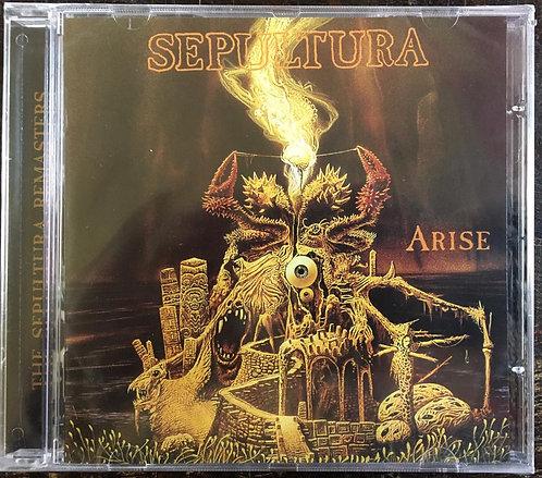 CD Sepultura - Arise - Lacrado